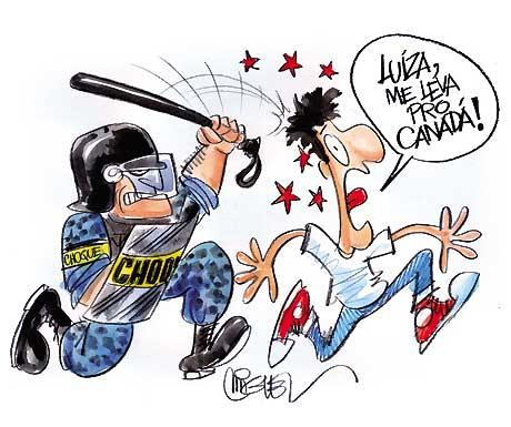 Charge do dia 22/01/2012