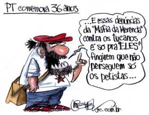 Charge do dia 11/02/2016