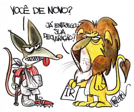 Charge do dia 18/04/2017