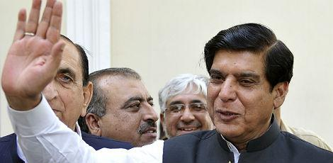 Raja Pervaiz Ashraf / Foto: Aamir Qureshi / AFP
