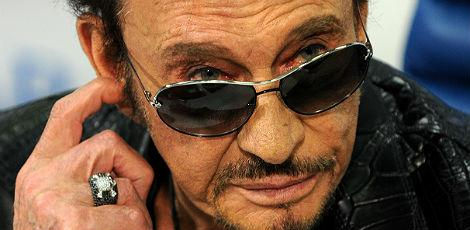 Johnny Hallyday / Foto: AFP