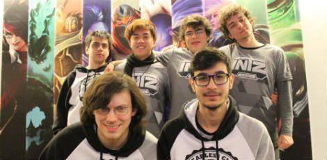 INTZ na final do International Wild Card Invitational de League of Legends