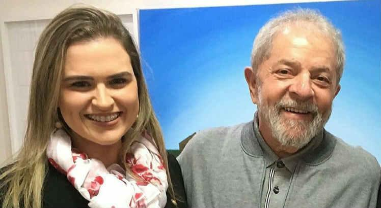 Image result for lula e marilia