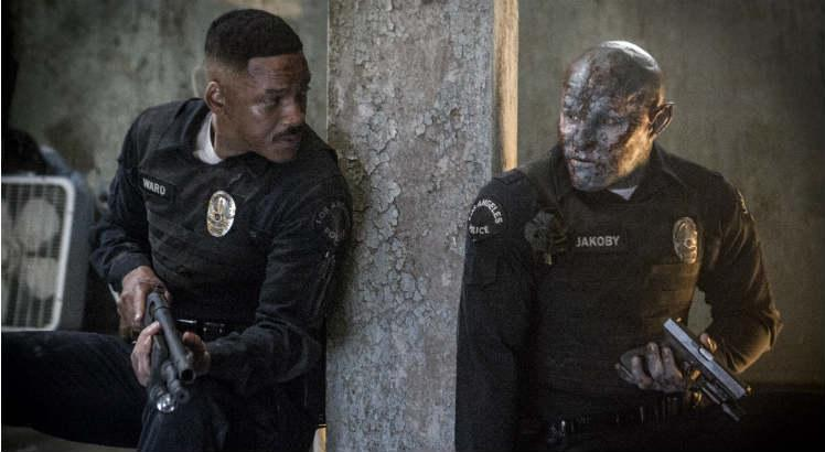Netflix divulga o trailer oficial de Bright, com Will Smith