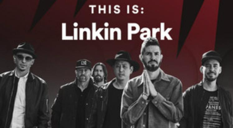 Spotify homenageia chester bennington e linkin park jornal do linkin park playlist foto spotify foto spotify reproduo stopboris