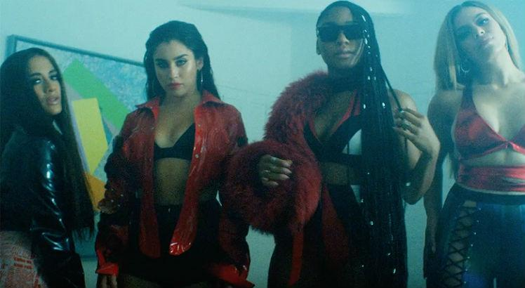 De surpresa, Fifth Harmony lança clipe de 'Angel'