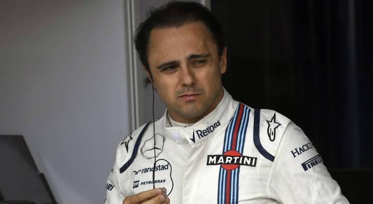 Massa é o principal piloto da Williams / AFP