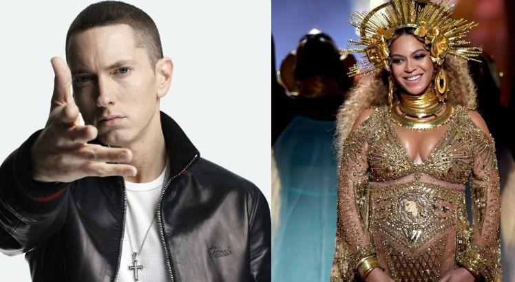 Ouça: Walk On Water', Eminem lança novo single com participação de Beyoncé