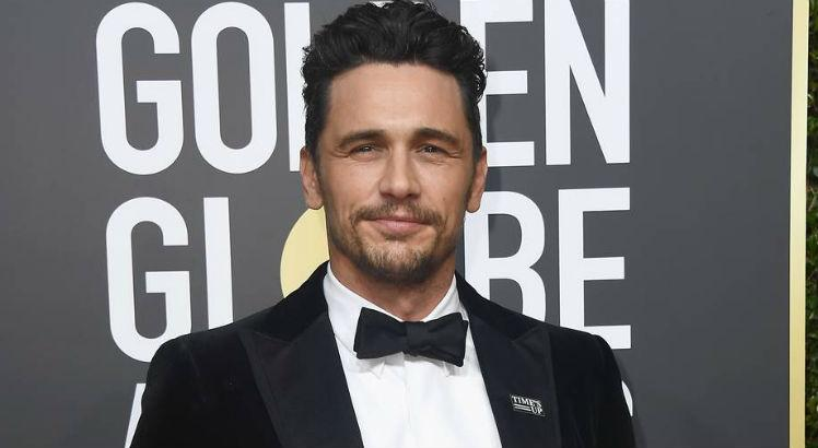 Após prêmio no Golden Globes, James Franco é acusado de assédio sexual