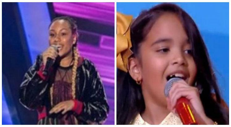 Mariah Yohana é eliminada no The Voice Kids e internet se revolta
