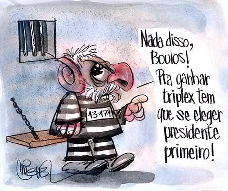 Charge do dia 17/04/2018