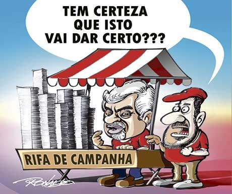 Charge do dia 08/08/2018