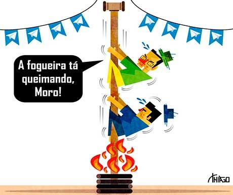 Charge do dia 22/06/2019