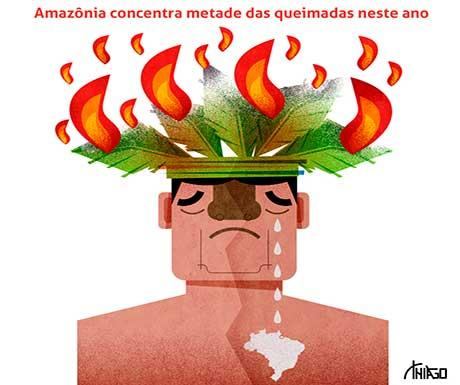 Charge do dia 21/08/2019