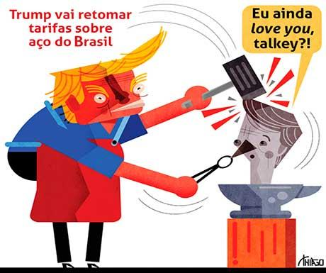 Charge do dia 03/12/2019