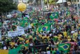 No Recife, movimento