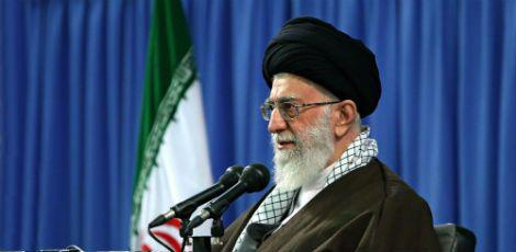 Foto: HO / Iranian Supreme Leader's Website / AFP