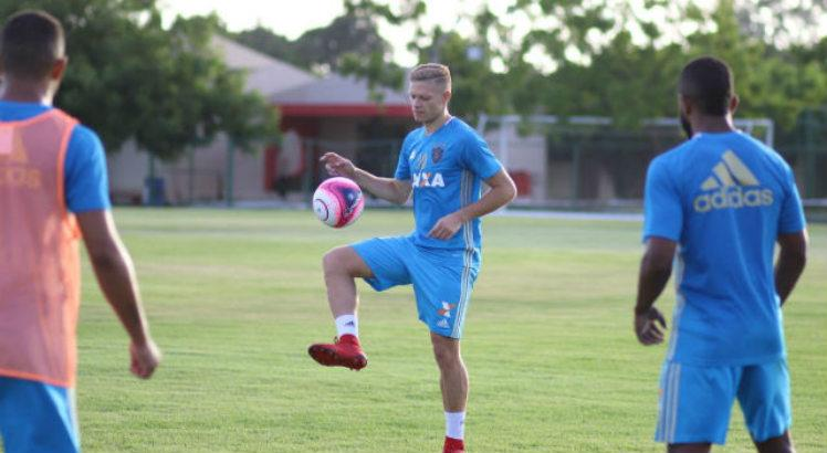 Marlone defendeu o Sport na temporada 2015 / Foto: Williams Aguiar/ Sport