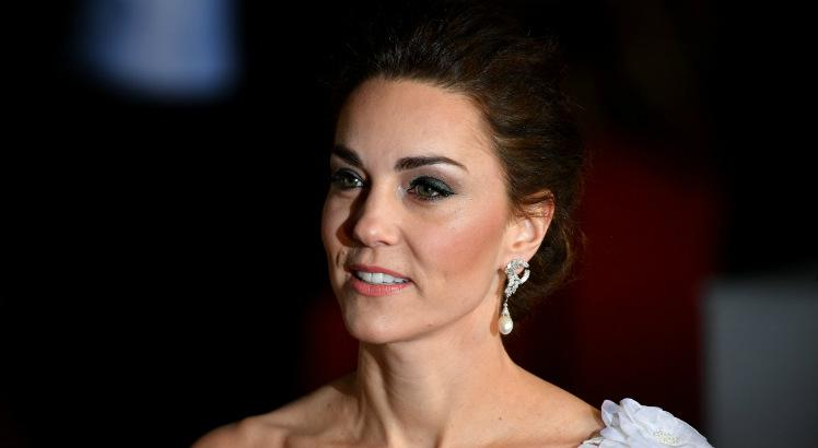 A duquesa Kate Middleton / Getty Images/AFP