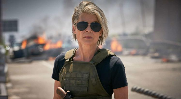 Sarah Connor retorna em trailer de 'O Exterminador do Futuro: Destino Sombrio'