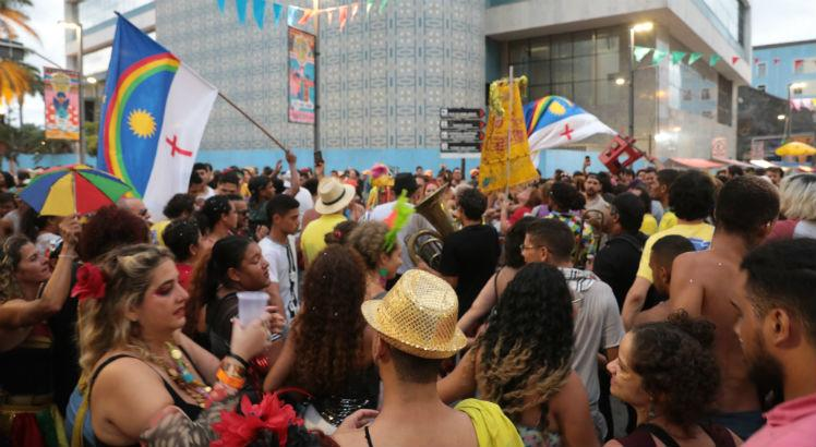 Arrastão do Frevo marca encerramento do Carnaval do Recife 2020